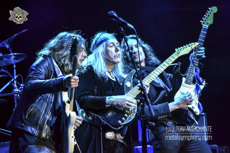 Bienvenido a la noche de las guitarras locas  2018