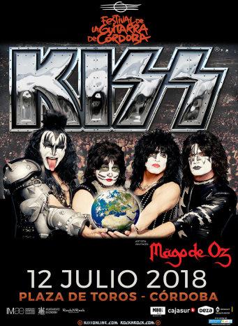 Detalles de la gira de verano de KISS