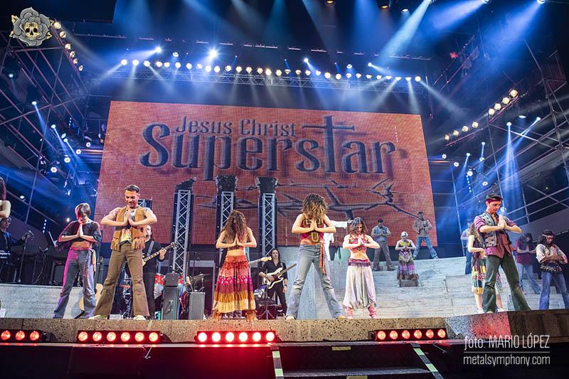 Jesucristo Superstar bendijo Madrid