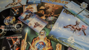 30 aniversario del Seventh son of a seventh son de Iron Maiden