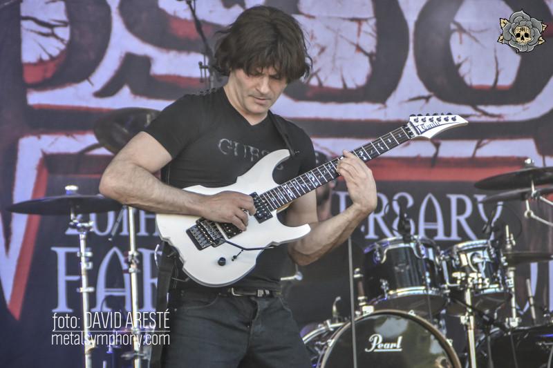 Escorpiones y llamas sin gas cierran el Sweden Rock 2017
