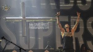Hardcore Superstar estuvieron a la altura cerrando el primer día del SRF'18