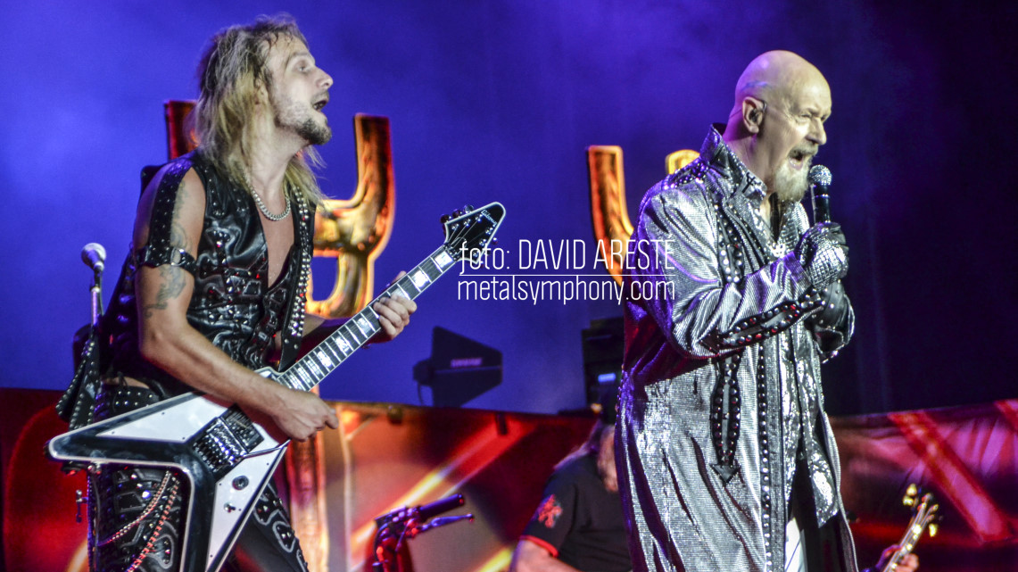 Setlist del Firepower Tour de Judas Priest