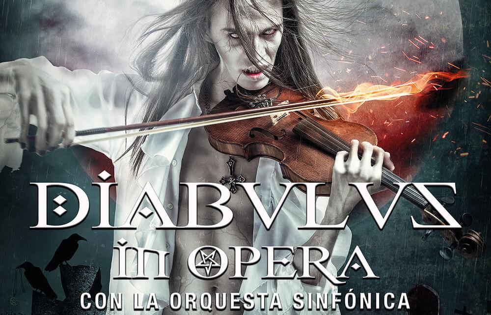 Más cerca el Diabulus in Opera de Mägo de Oz