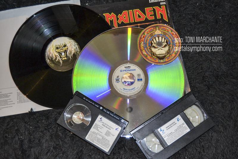 Como llevar un paso más allá la afición por Iron Maiden - Toni Marchante -