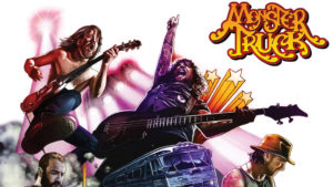 "Adelanto del próximo disco de Monster Truck, ""True Rockers"""