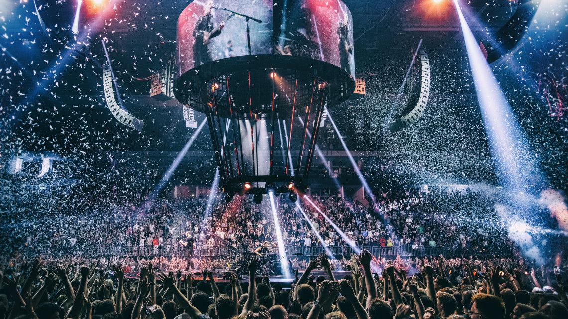 «Muse: Drones World Tour» en cines el próximo mes de Julio