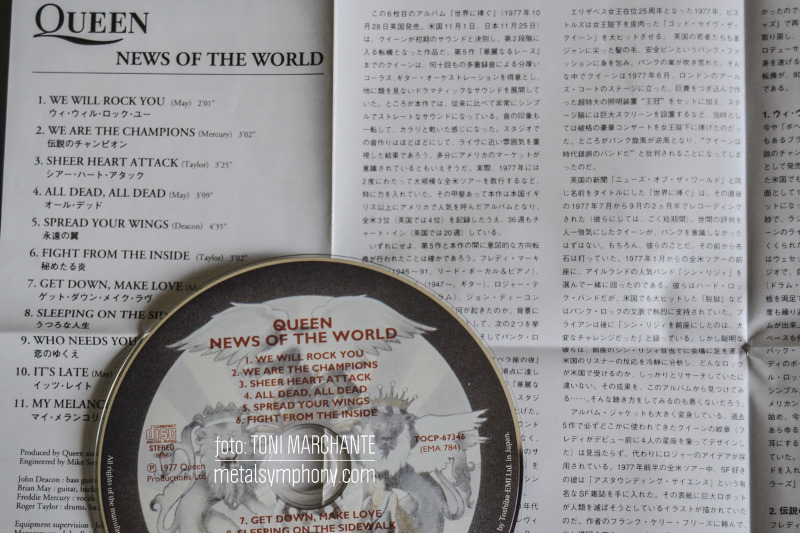 Queen: News of the World // EMI