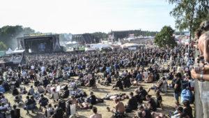 El verano se instala en otro Sweden Rock para el recuerdo