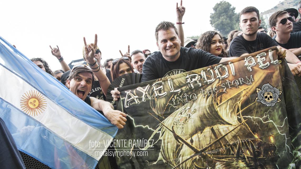 Detalles del II Concurso de Fotografía de Rock y Metal de Urmemetal