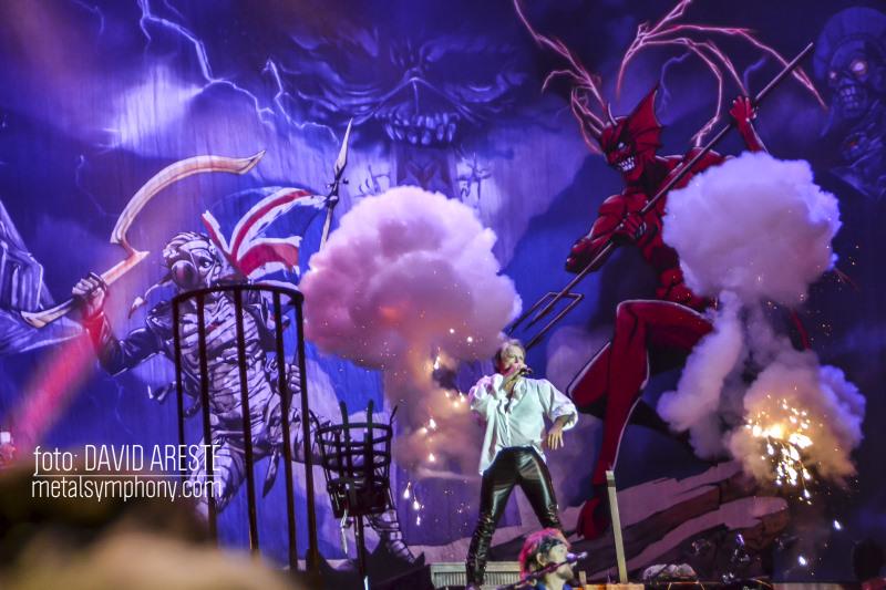 Iron Maiden reinan con su Legacy of the Beast Tour en el segundo día del Sweden Rock Fest'18