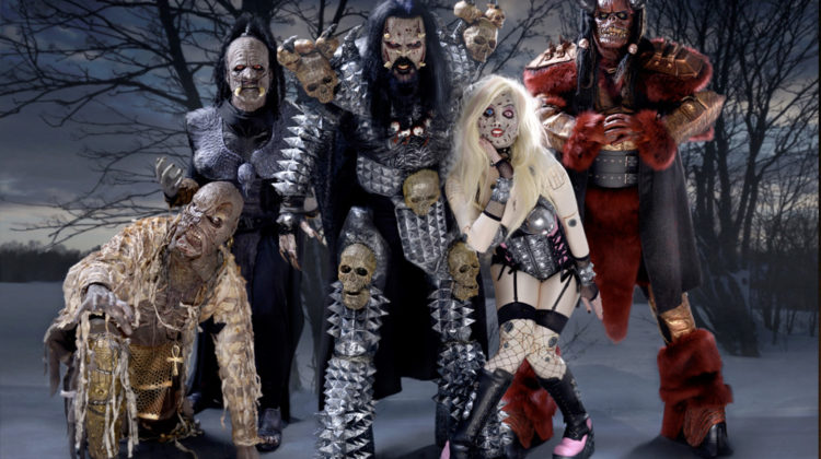 Lordi: Sexorcism // AFM Records