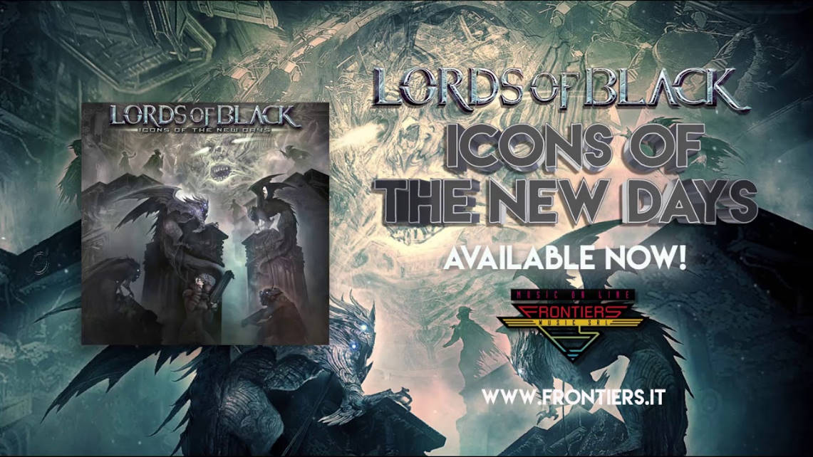 Lords of black: Icons of The New Days // Frontiers Music