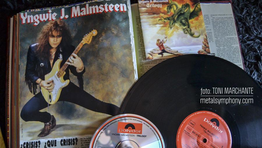 30 años de la trilogía de Malmsteen