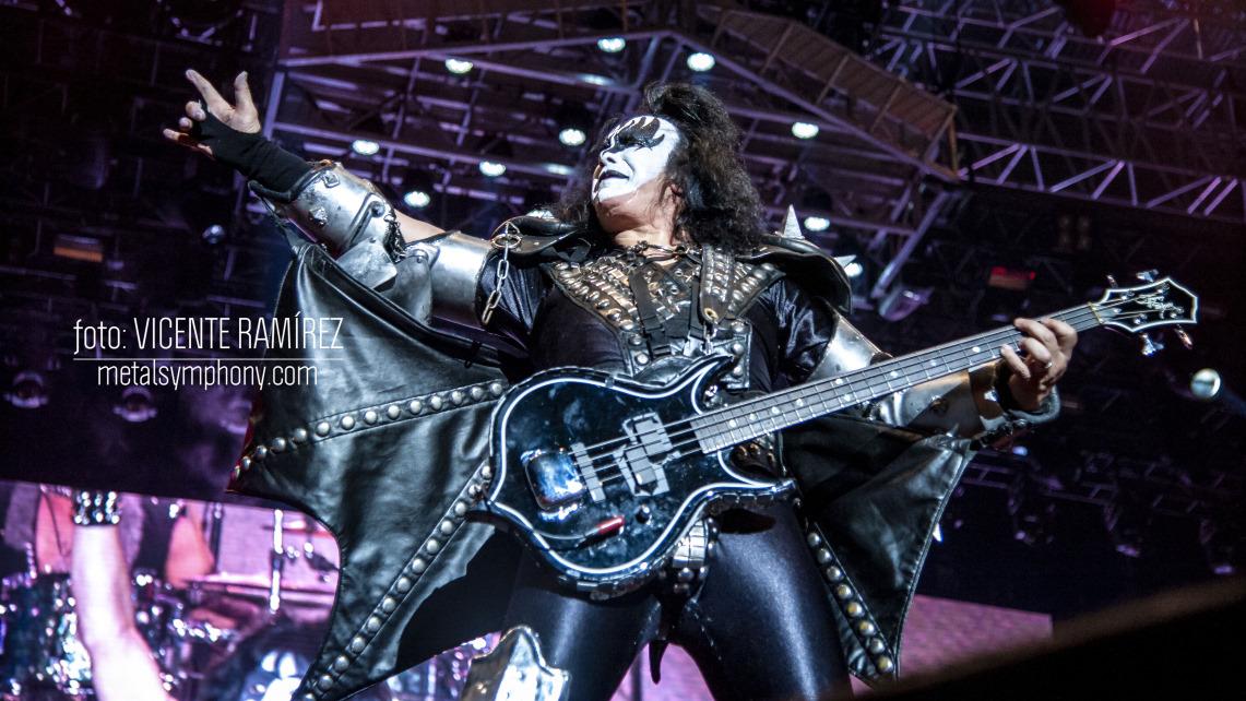 Kiss será otro de los cabezas de cartel del próximo Rock Fest BCN'20