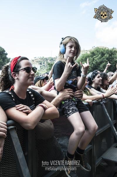 Rock Fest BCN'18 sigue creciendo y hace aumentar un día el del año que viene