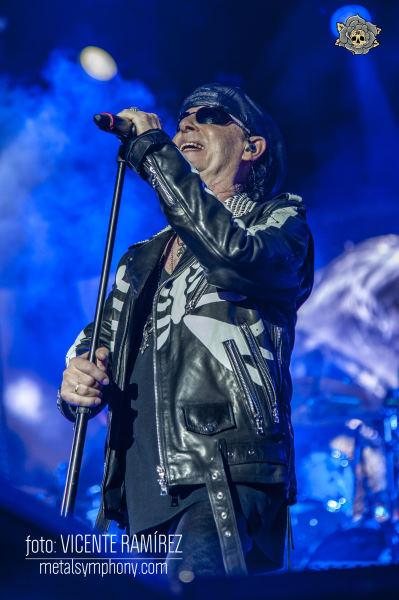 Scorpions Y Kiss Repasan Sus Grandes Éxitos Sin Sorpresas en el último día del Rockfest BCN'18