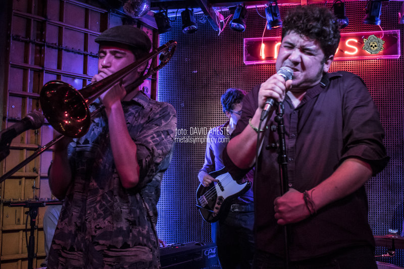 The Sick Boys sorprenden a su paso por Madrid