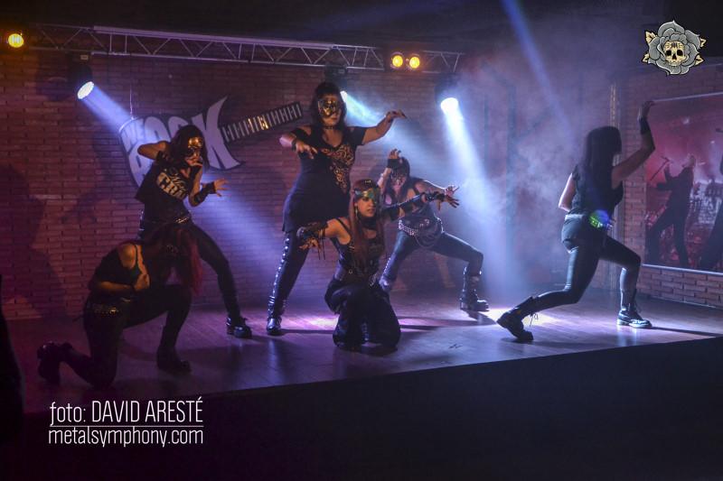 Asistimos a la reapertura de la nueva sala We Rock de Madrid