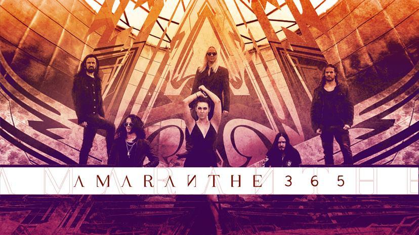 Amaranthe: 365 – Helix