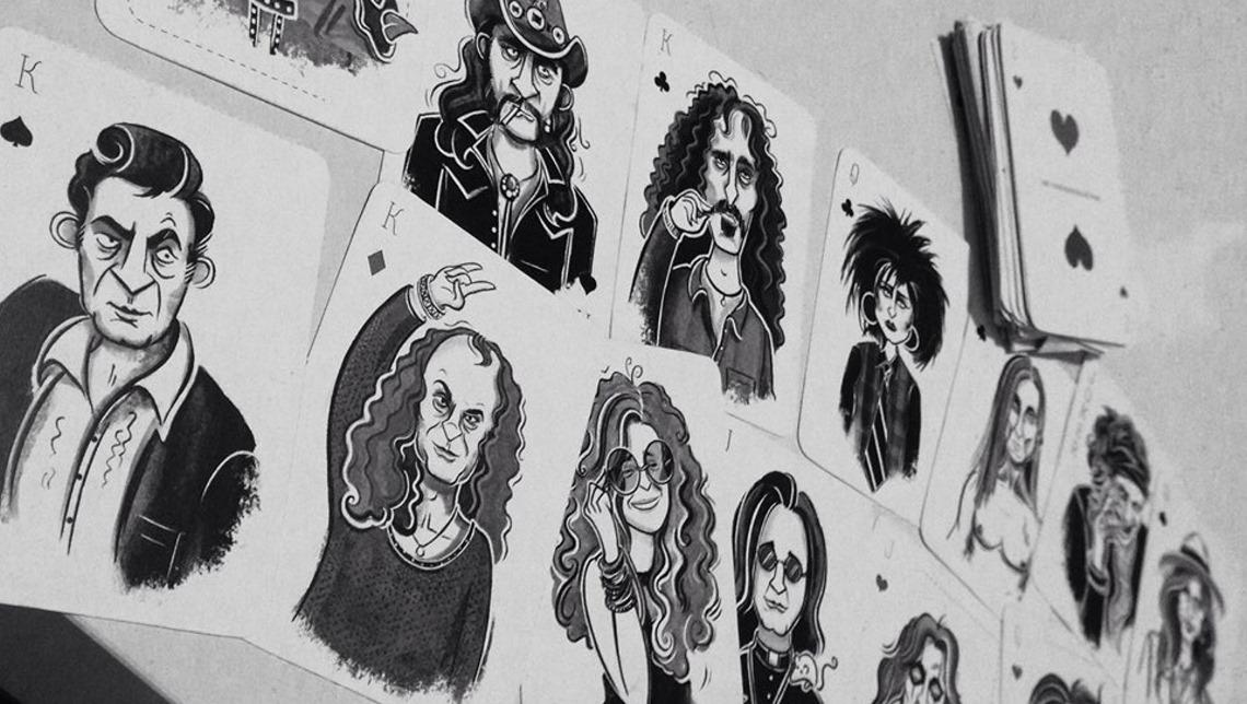 Talentos del rock: Nuria, de «Mermelada de sesos»