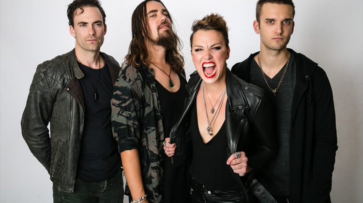 Halestorm: Vicious // Atlantic Records