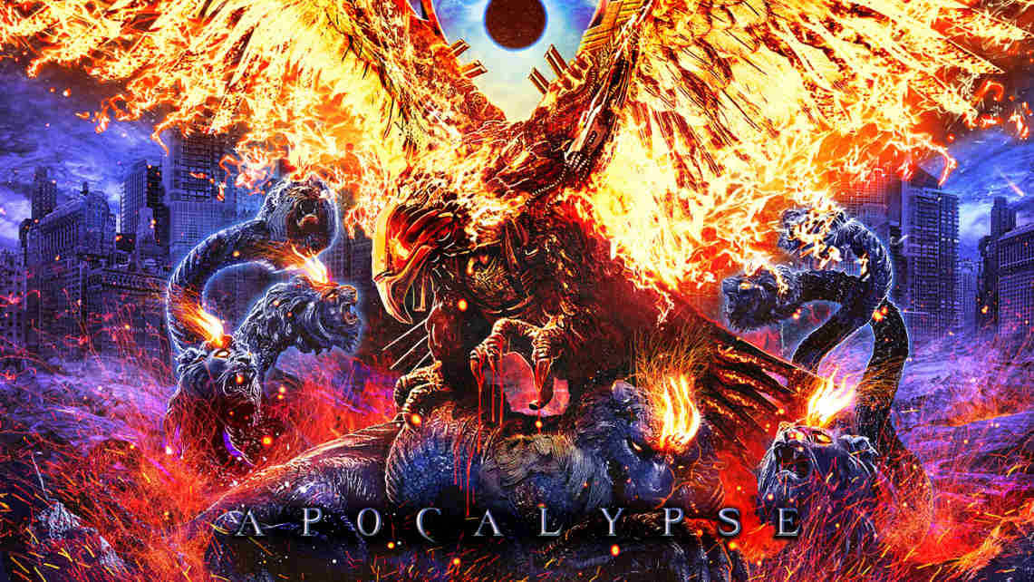 Primal Fear: King of Madness – Apocalypse