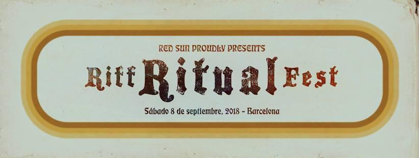 Detalles del próximo Riff Ritual Fest