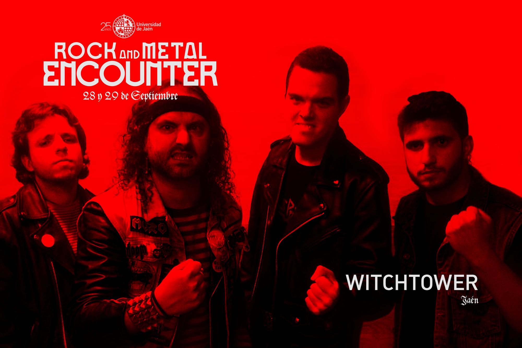 Entrevista a WitchTower