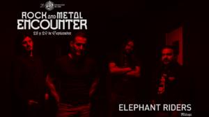 Entrevista a Elephant Riders