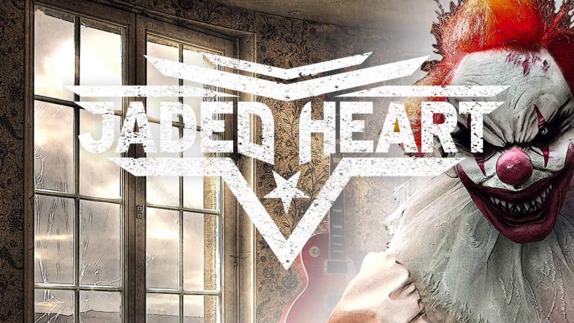 Detalles de la gira de Jaded Heart por España