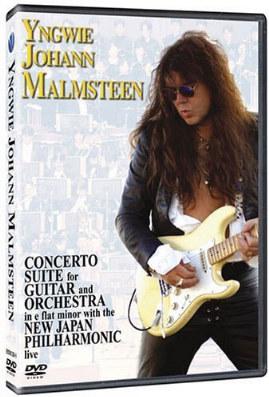 Yngwie J.Malmsteen y su orquesta cumplen 20 años