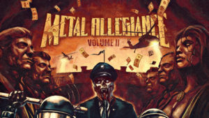 Metal Allegiance: Volume II. Power Drunk Majesty // Nuclear Blast