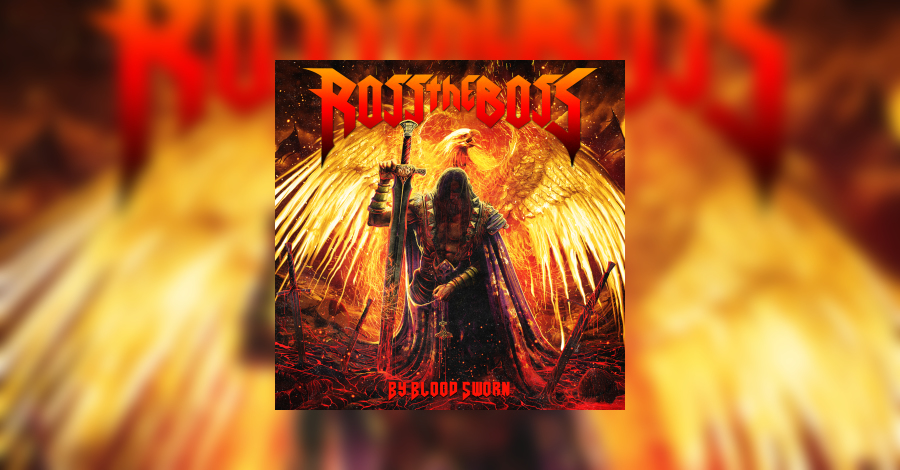 Ross The  Boss: By Blood Sworn // AFM Records