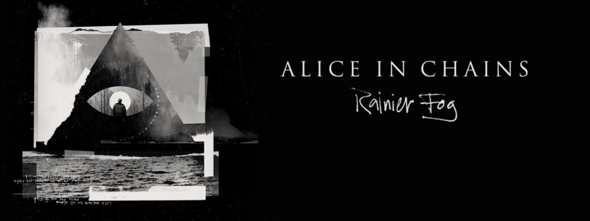 Alice In Chains : Rainier Fog // BMG