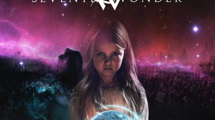 Seventh Wonder : Tiara // Frontiers Music