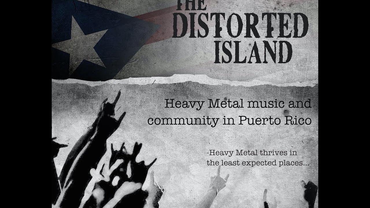Diseccionando la Latinoamérica metálica en The Distorted Island