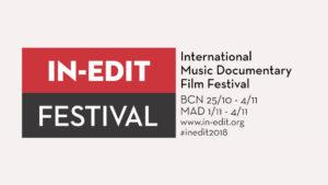 Preparados para otra edición del IN-EDIT Festival