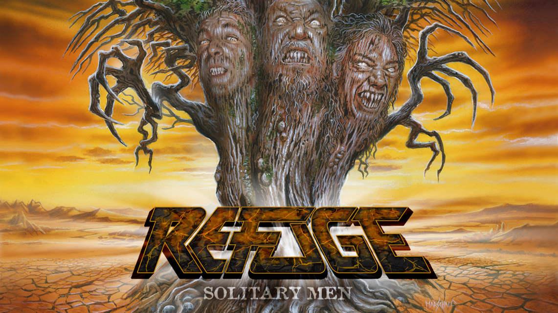Refuge: Solitary men // Frontiers Music