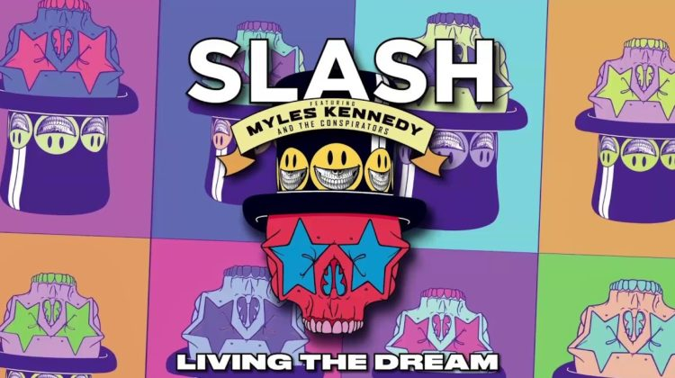 Slash: Living the Dream // Roadrunner Records
