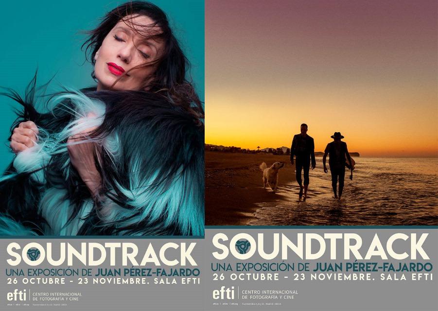 Soundtrack, nueva exposición de Juan Pérez-Fajardo