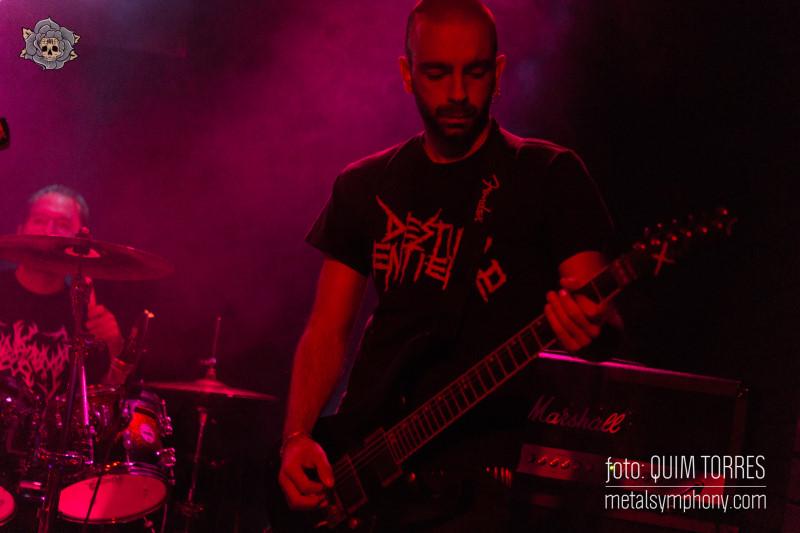 El Inner Metal Fest IV Vuelve A Ennegrecer Reus