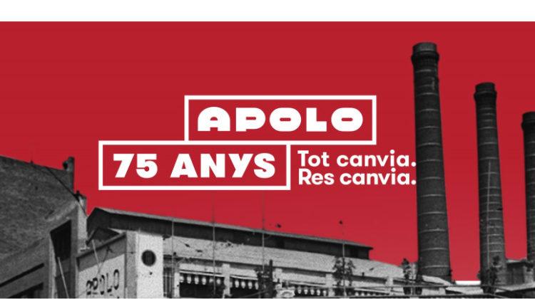 Apolo: 75 años sin parar de bailar - Eva Espinet // Editorial Comanegra