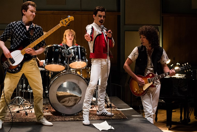Bohemian Rhapsody, La Ficción De Queen