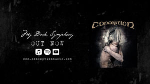 Conception: My dark Symphony // Autoeditado