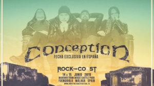 Nuevas bandas para el Rock the coast Festival
