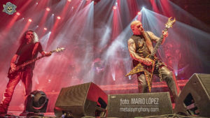 Slayer se despiden por todo lo alto en Madrid