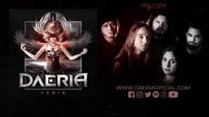 Daeria: Fénix // On Fire Records