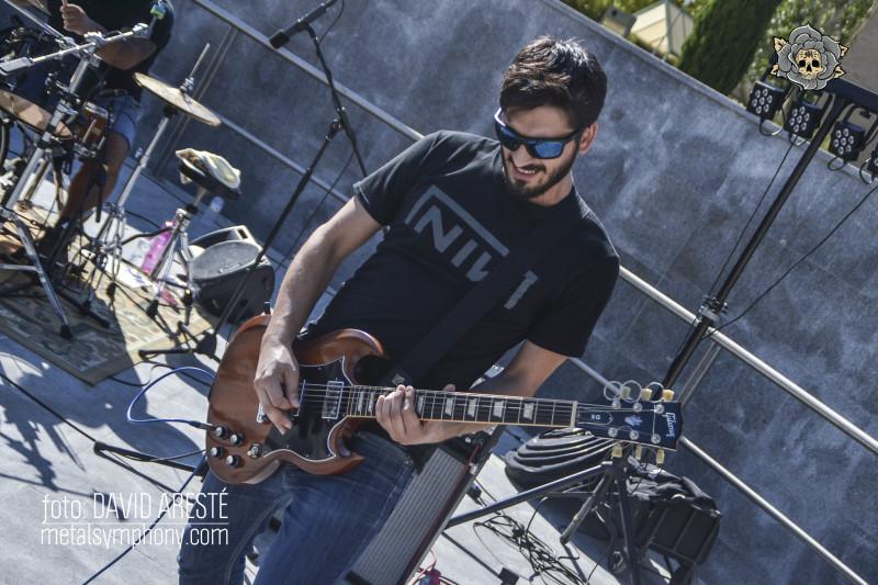 Una jornada de conciertos culmina el IV Rock & Metal Encounter de Jaén