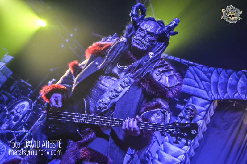 Noche de monstruos con Lordi en Madrid